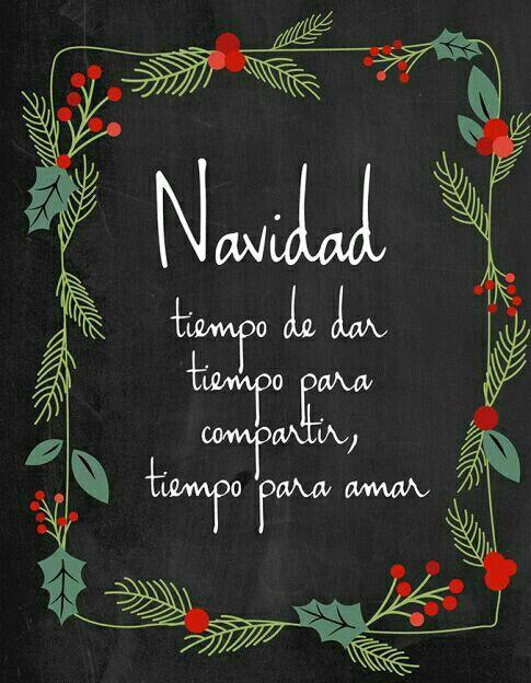 Las mejores #Frases para dedicar o compartir en esta #navidad. #FrasesParaDedicar #FrasesCortas #FrasesMotivadoras