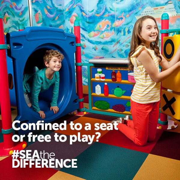 Confined to a seat or free to play?