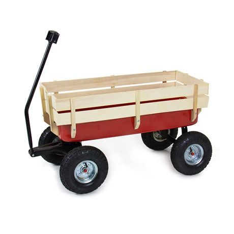 Best Every Child Needs One Of These Wood Wagon Gardening 400 x 300