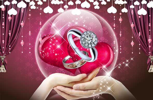 Открытки с поздравлениям помолвки, открытка для