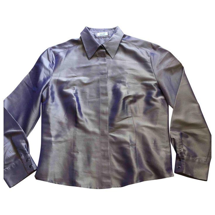 LAUREL Silk shirt