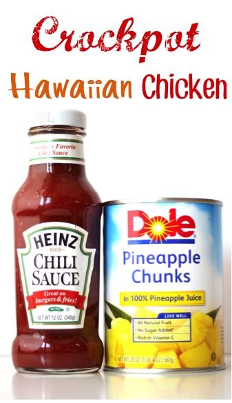 Crockpot Hawaiian Chicken Recipe! ~ from TheFrugalGirls.com ~ this simple Slow Cooker dinner dish is such a delicious twist on your plain ol' chicken. The flavors pop! #slowcooker #recipes #thefrugalgirls