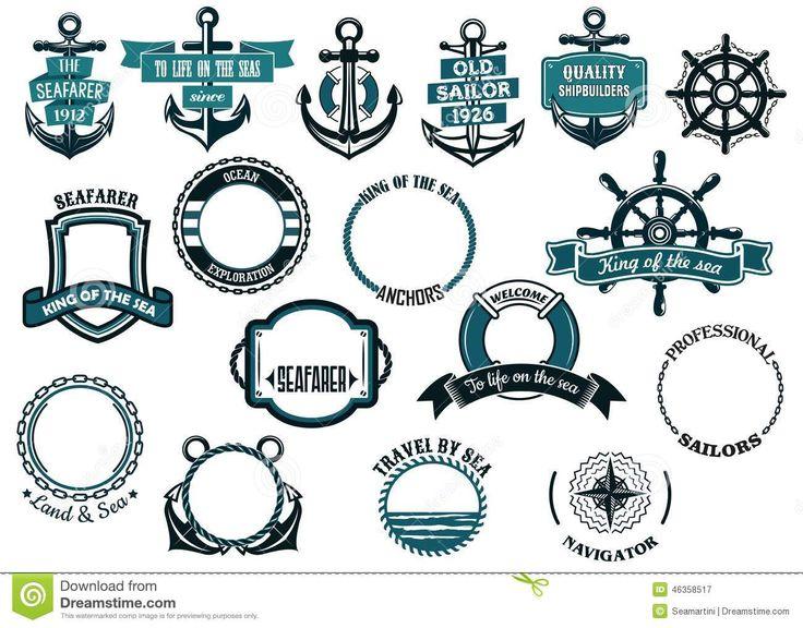 ensemble dicnes et de cadres orients nautiques ou marins tlcharger parmi plus de