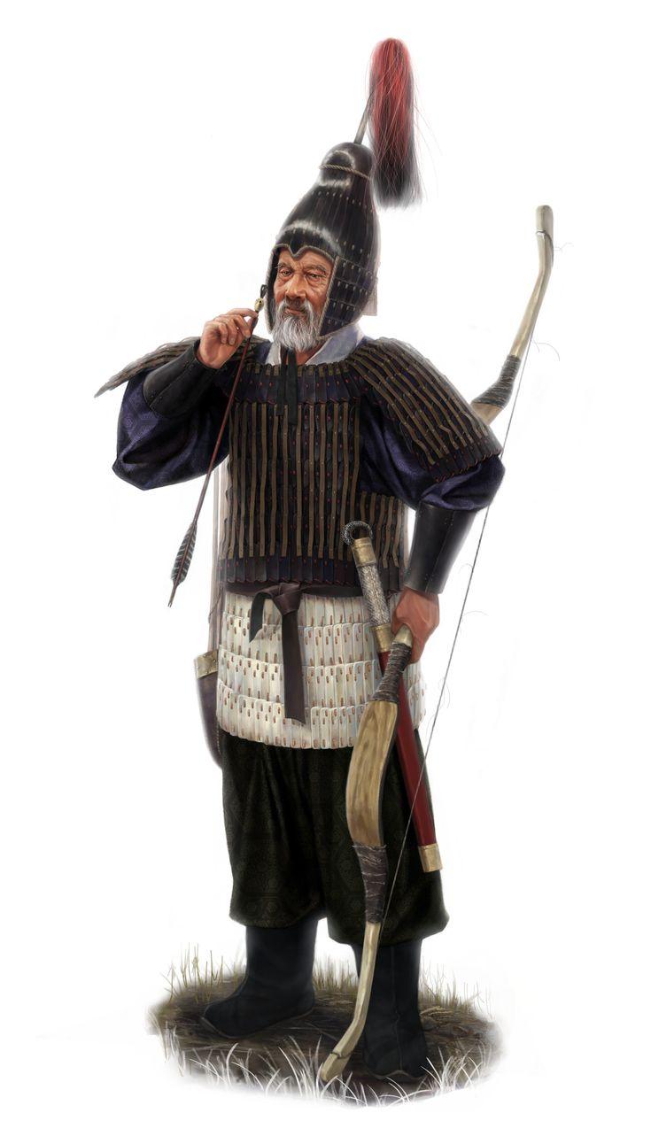 4세기 뼈찰갑 백제갑옷