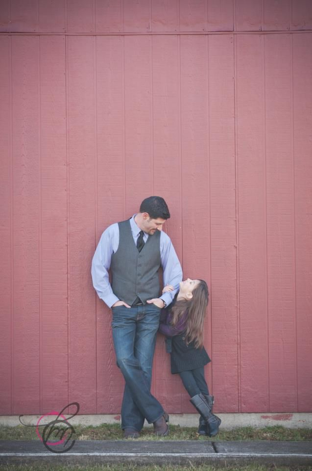 #father #daughter  |  Christine Mosby Photography