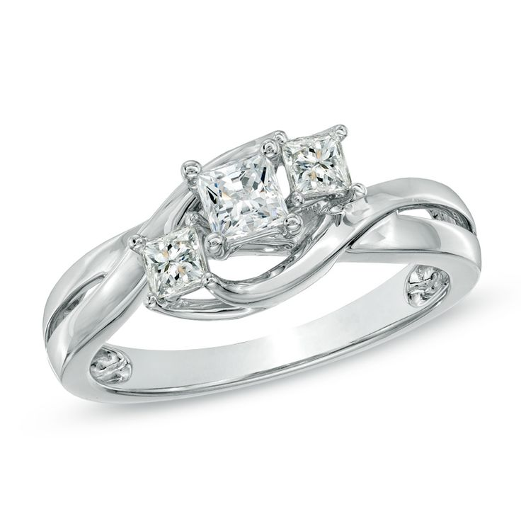 1000 ideas about Swirl Engagement Rings on Pinterest