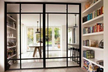 Moderne woonkeuken in uitbouw | Inrichting-huis.com