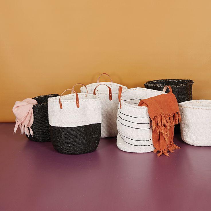 Kiondo Bags and baskets $189   Citta Design