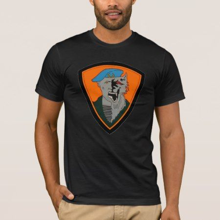 Spetsnaz Detachment 'Werewolf' T-Shirt - tap to personalize and get yours