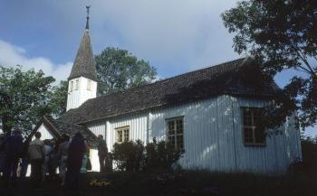 Lumparland, kirkko