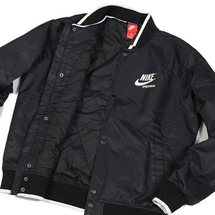 Nike Syn Fill Archive Bomber Jackets Black White  Size Man - Precio: 99 (Spain Envíos Gratis a Partir de 99) http://ift.tt/1iZuQ2v  #loversneakers #sneakerheads #sneakers  #kicks #zapatillas #kicksonfire #kickstagram #sneakerfreaker #nicekicks #thesneakersbox  #snkrfrkr #sneakercollector #shoeporn #igsneskercommunity #sneakernews #solecollector #wdywt #womft #sneakeraddict #kotd #smyfh #hypebeast #nike
