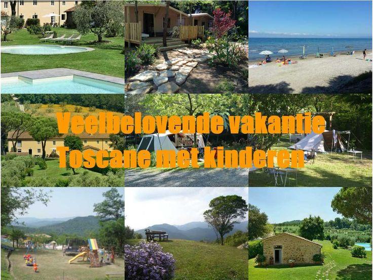 Op vakantie naar Toscane met kinderen? Wij gingen op zoek naar veelbelovende accommodaties en activiteiten. Er is meer te doen dan alleen oude steden zien.
