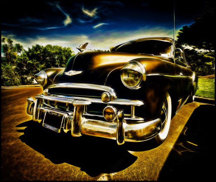 1951 Chevy Fleetline Parts – name