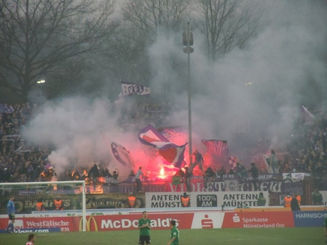 Derby: SC Preußen Münster - VfL Osnabrück