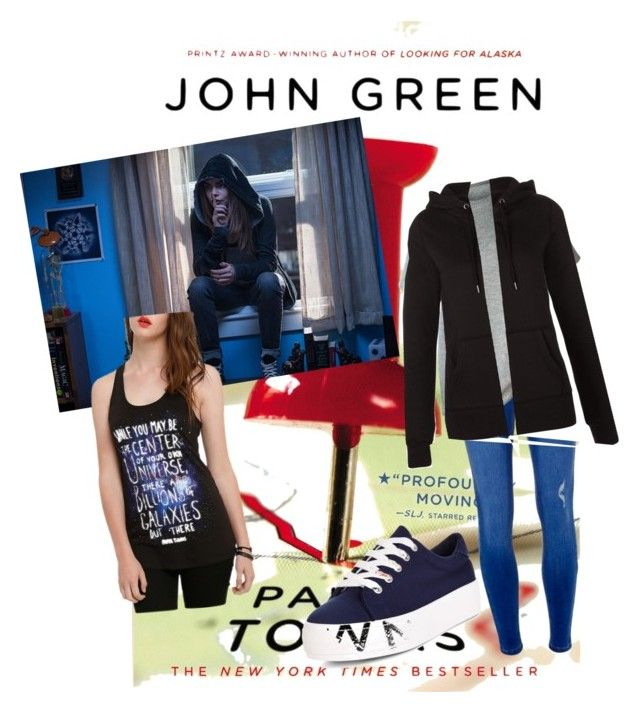 """Agloe, New York - Paper Towns"" by miss-aarohi ❤ liked on Polyvore featuring Dorothy Perkins and New Look"