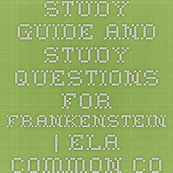 Lit and nature study guide questions