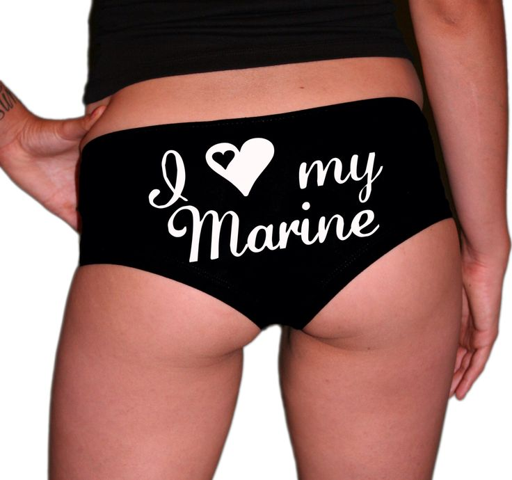 Marine Gift. Marine Wife. Marine Girlfriend. USMC Gift. Semper Fidelis Gift. Military Gift by SkivviesApparel on Etsy https://www.etsy.com/listing/238333916/marine-gift-marine-wife-marine