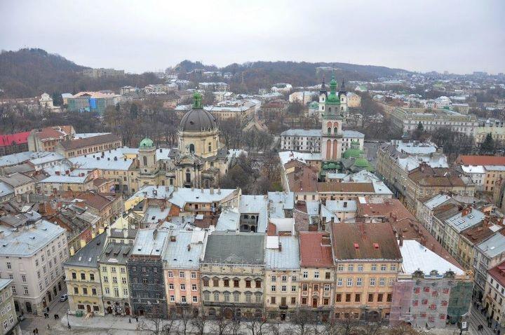L'vivUkrainelov European, Lviv