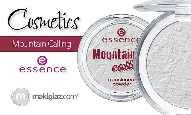 """Winter, cold, snow but also beautiful winter escapes. Would you like someone to take care of you on this difficult circumstances and make you look perfect. Who else can do that but essence that brings us the new amazing """"Mountain Calling"""" makeup collection.  English Article http://makigiaz.com/blog/essence-mountain-calling-en/  Greek Article http://makigiaz.com/blog/essence-mountain-calling/"""
