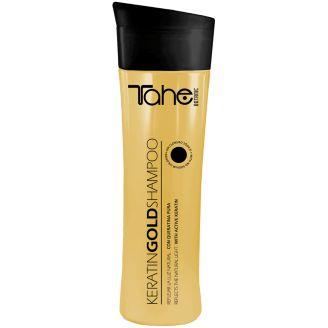 Keratin GOLD Shampoo 300ml Σαμπουάν με ενεργή κερατίνη και υγρό χρυσό!