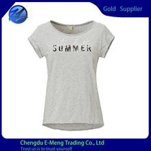 Fashion Short Sleeve Printed Women Wholesale Sport T shirt  best seller follow this link http://shopingayo.space
