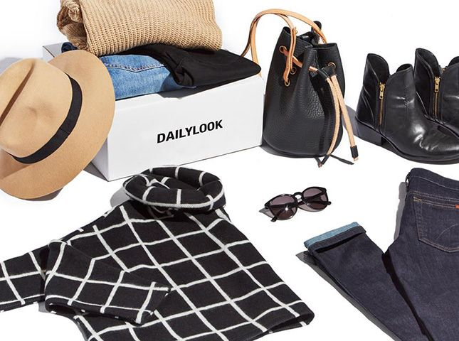 This fashion-forward subscription box is a lazy girl's dream.