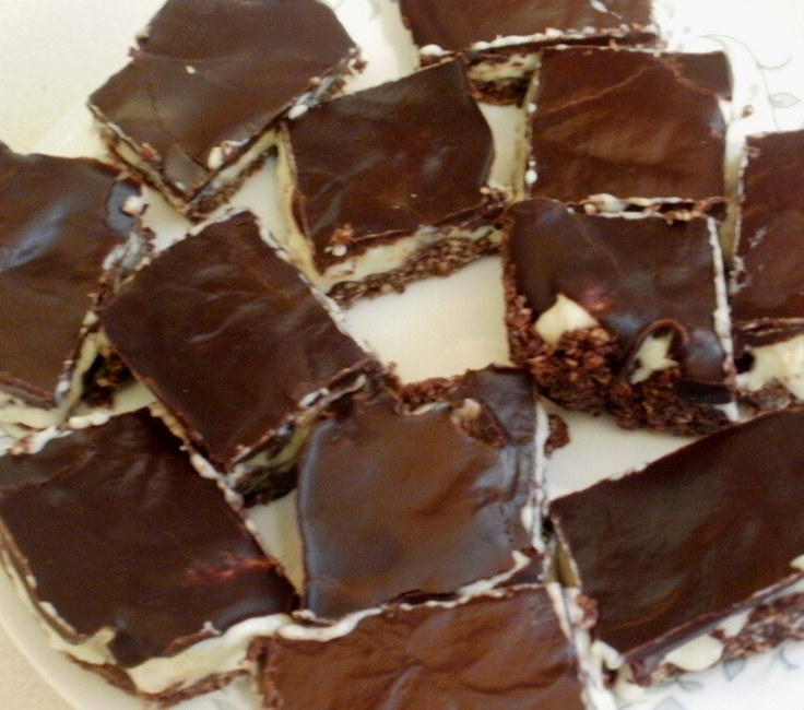 Sugar-Free Mint Chocolate Nanamio Bars - COOKING