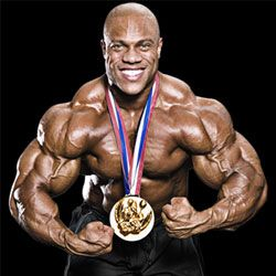 Interview with Two-Time Mr. Olympia Champion, Phil Heath