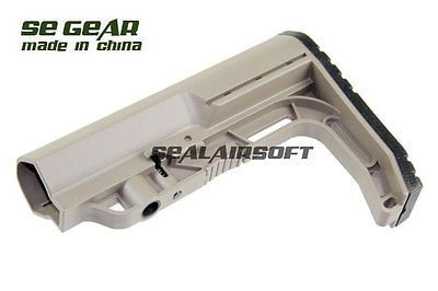 Se gear bms style polymer stock v3 for m #series aeg / gbb dark #earth #se-st0026,  View more on the LINK: http://www.zeppy.io/product/gb/2/282083173380/