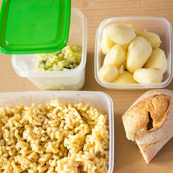 Recepten uit Landleven met restjes eten of kliekjes. Een restje rijst, pasta, aardappel, brood of groente levert nog heerlijke gerechten op.
