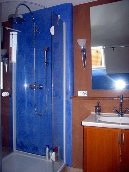 neben dem vertrieb von naturfarben bieten wir ihnen auch die mglichkeit einer individuellen beratung - Tadelakt Dusche Boden