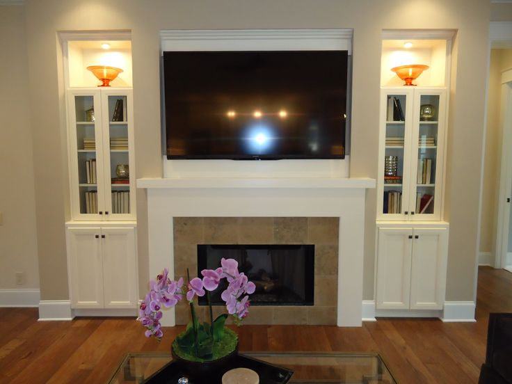 Great Rooms Tampa Part - 43: Somerset Plan, Great Room Fireplace