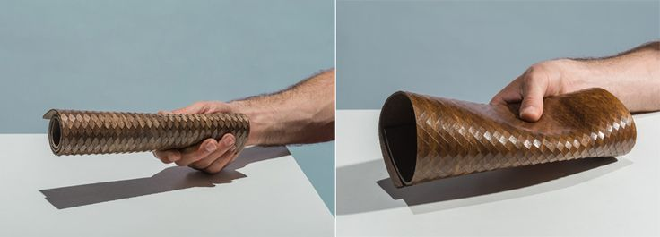 In the Details: The 'Wood Skin' in Tesler + Mendelovitch's Geometric Clutches - Core77