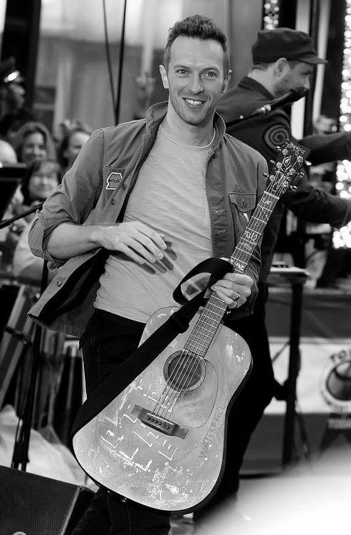 Chris =pure Talent +passion.