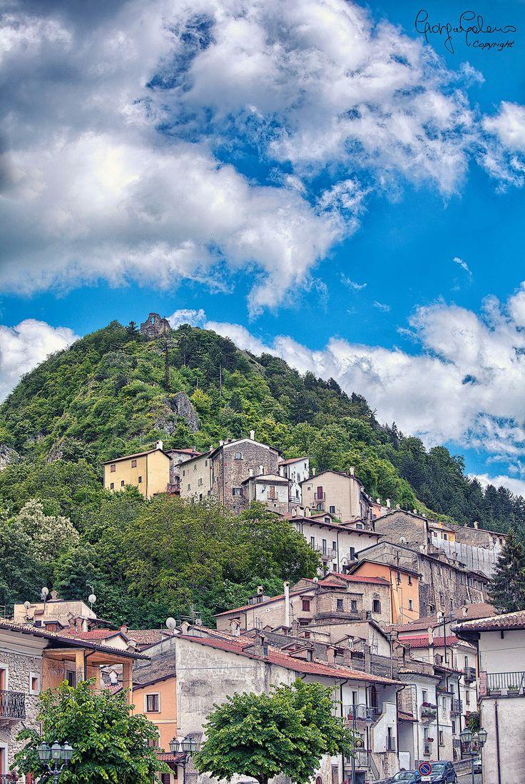 Rocca Pia Village, #Abruzzo - #Italy