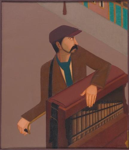 'Orgelman' (1925)