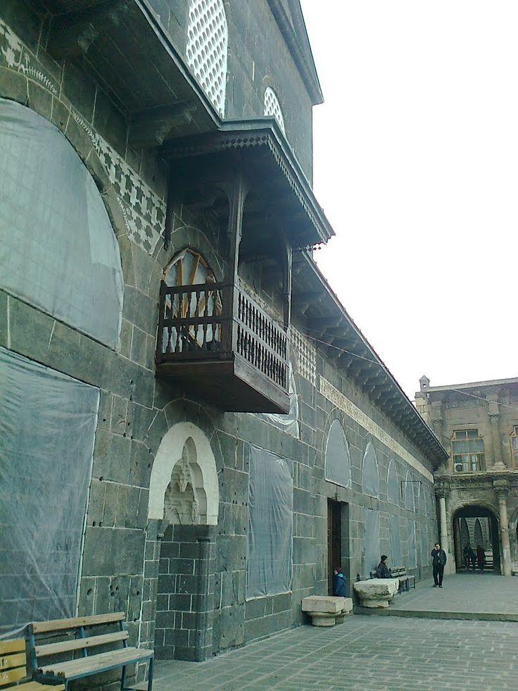 Ulu Camii Hanefiler Tarafı Diyarbakir, Turkey