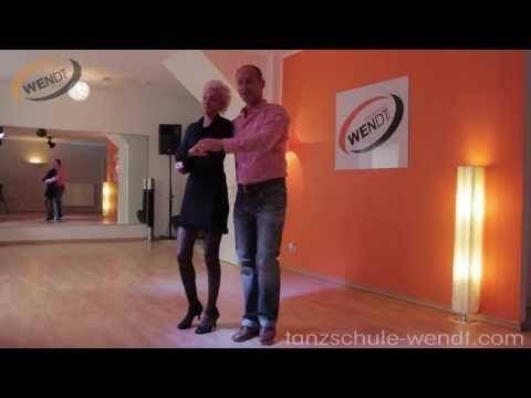 Tanzschritt des Monats -- Discofox tanzen: Die Brezel - YouTube