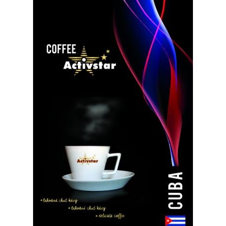 Káva Kuba  - mletá 225g http://845599.activstar.sk  http://845599.activstar.cz