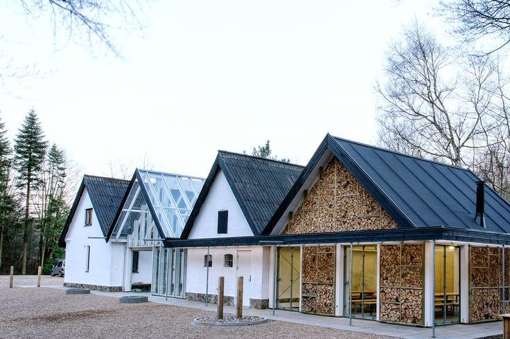 Nøjkærhus, LUMO Arkitekter, 2015 © Jesper Balleby     http://www.experimenta.es/noticias/arquitectura/nojkaerhus-lumo-arkitekter/