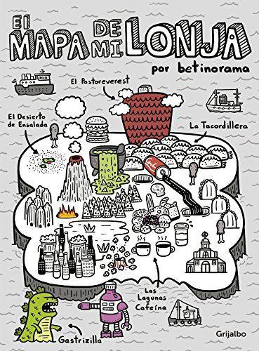 El mapa de mi lonja es un libro escrito por Betinorama, este grandioso libro nos llevara a recorrer una vida completamente llena de deliciosas experiencias