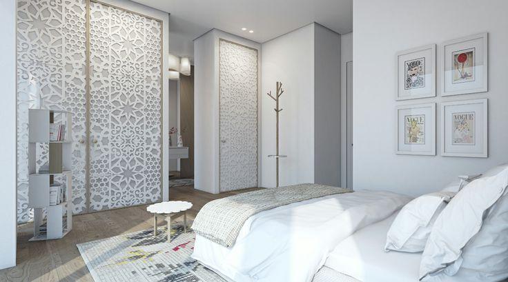 LuxuryHome Design Wardrobe doors