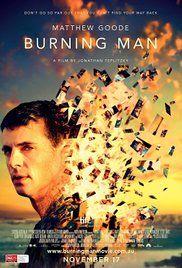 Burning Man Poster