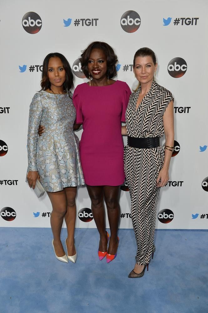 GREY'S ANATOMY & SCANDAL ABC #tgit Premiere Event Photos | SEAT42F