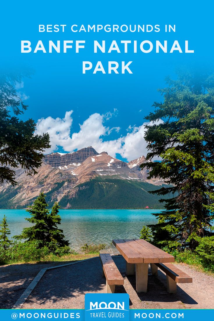 Camping In Banff National Park In 2020 Banff National Park Canada Travel National Parks