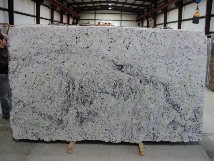 Polar Ice Granite Slab Granite Slab Granite Slab