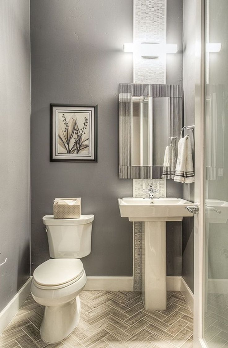 Ideas that nobody told you about small powder room 68 - Small powder room sinks ...