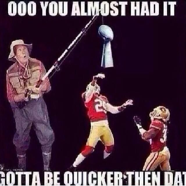 Hahaha love the 49ers but this is funny!