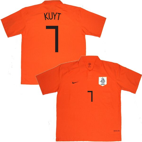 Holland Nike Holland home (Kuyt 7) 06/07 Authentic Dirk Kuyt hero shirt Holland home 06/07 available in sizes S M L XL XXL http://www.comparestoreprices.co.uk/football-kit/holland-nike-holland-home-kuyt-7-06-07.asp