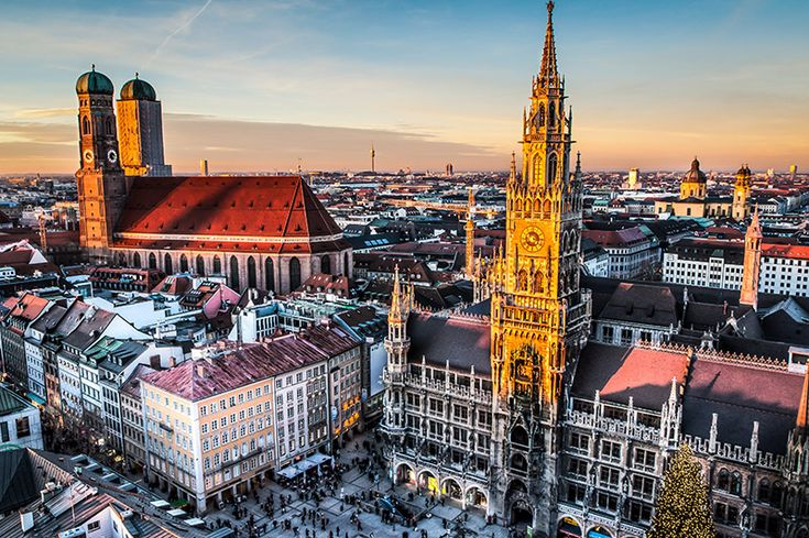 The daily costs to visit Munich, Germany. Tips for estimating the price of food, hostels, hotels, attractions, museums, & more — City Price Guide Series